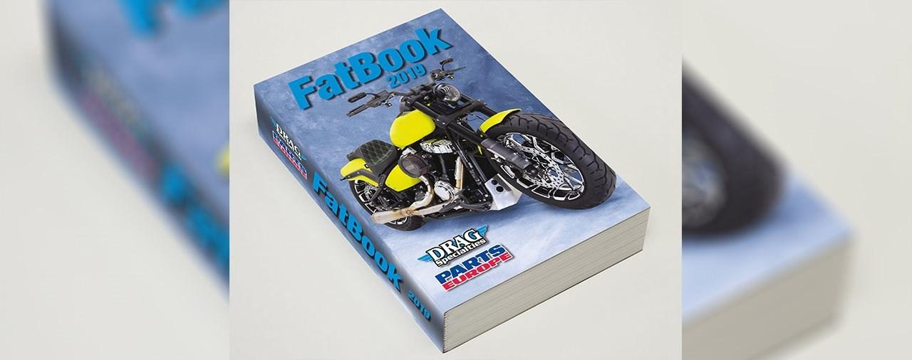 Der FatBook Customizing Katalog 2019