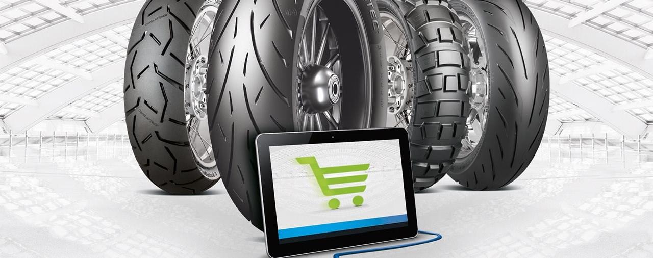 Neue Reifenmodelle bei MotorradreifenDirekt.at