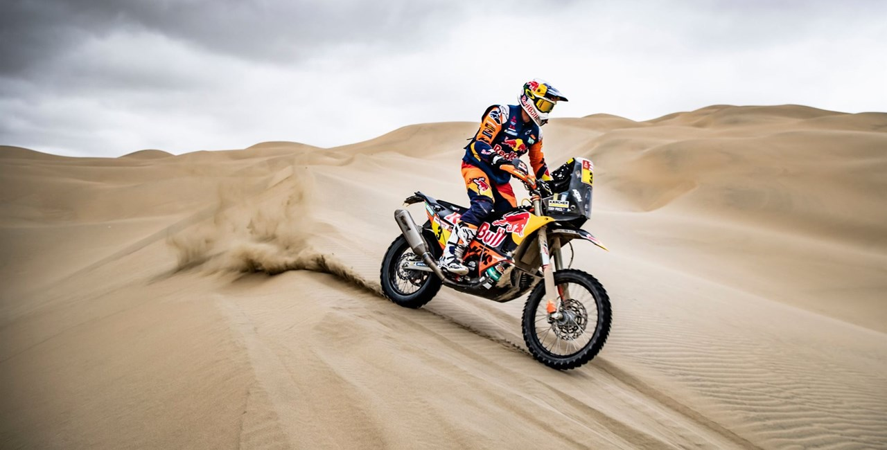 Rallye Dakar 2019 8. Etappe – KTM Etappensieg und Gesamtführung