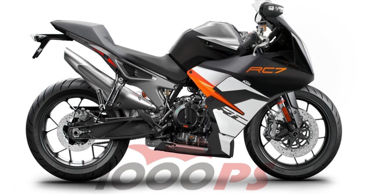 KTM RC790 2020