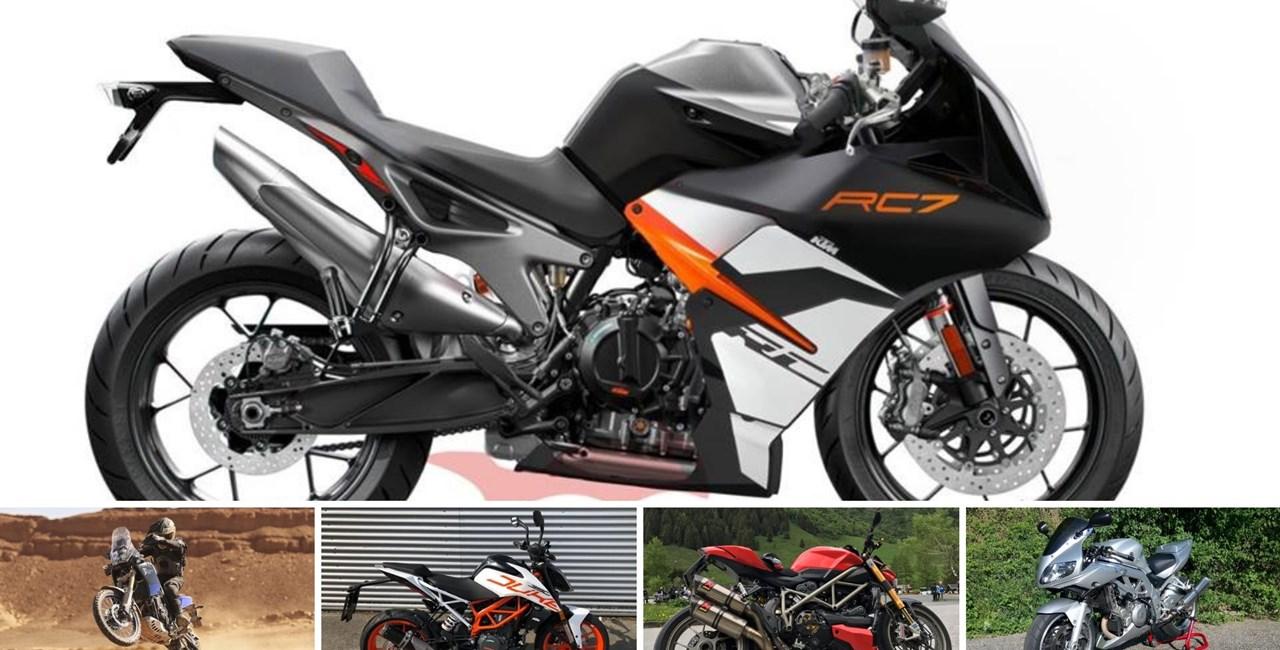 Top 5: Motorräder die noch gebaut werden müssen