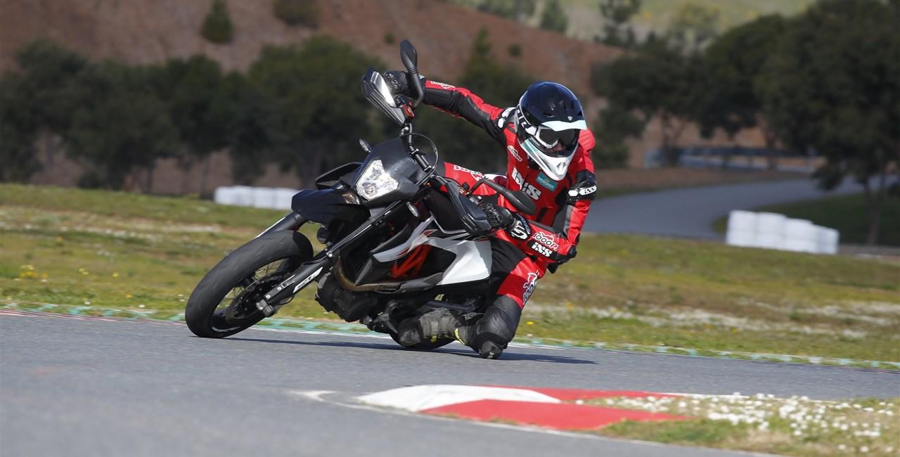 Test der neuen KTM 690 SMC R und 690 Enduro R im Modelljahr 2019