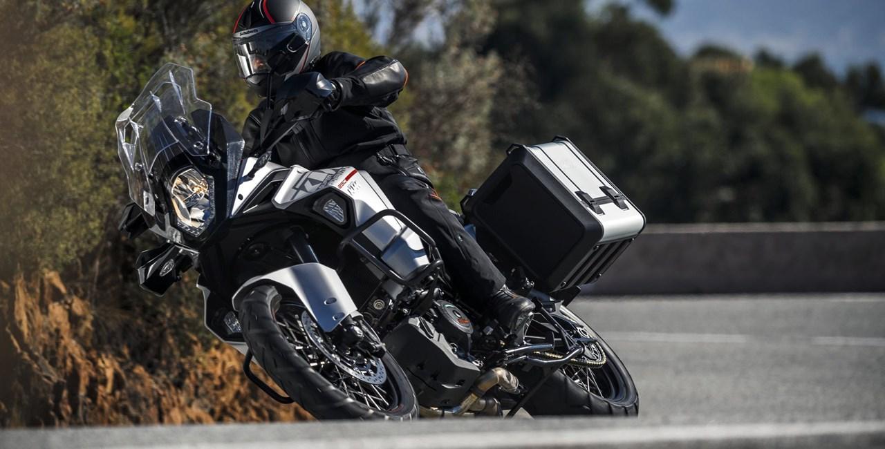 Rückrufaktion für KTM 1290 Adventure Modelle 2015/2016