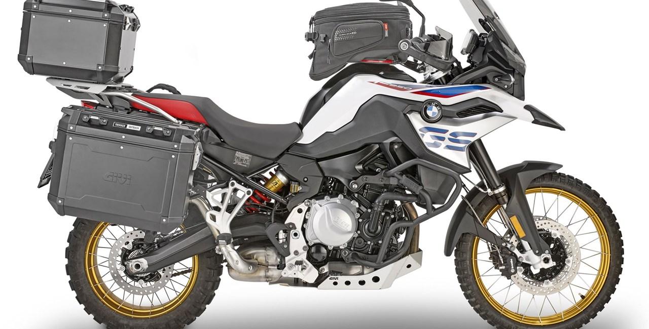 GIVI Zubehör für die BMW F 850 GS