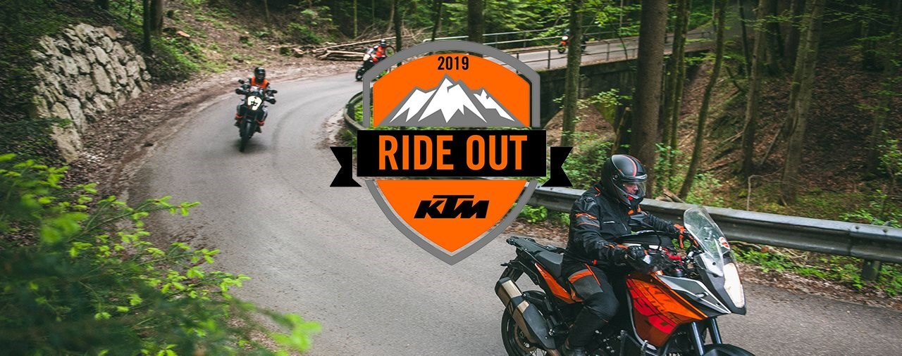 KTM RIDE OUT 2019 - 11. Mai 2019
