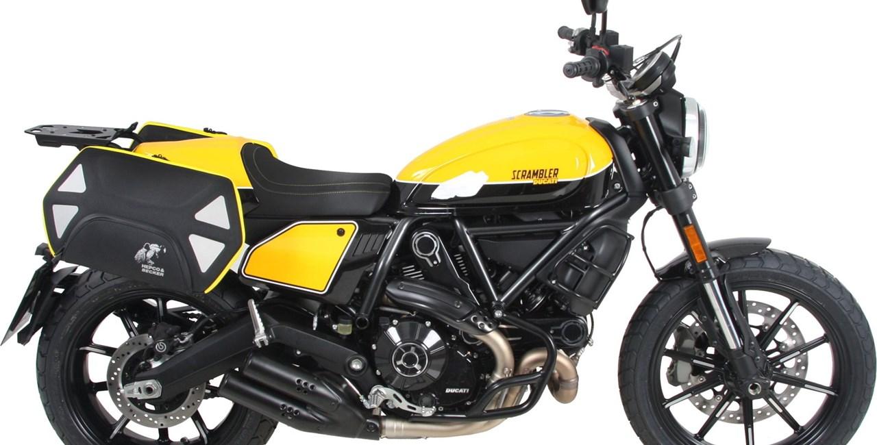 Hepco&Becker Zubehör für die neue Ducati Scrambler 800
