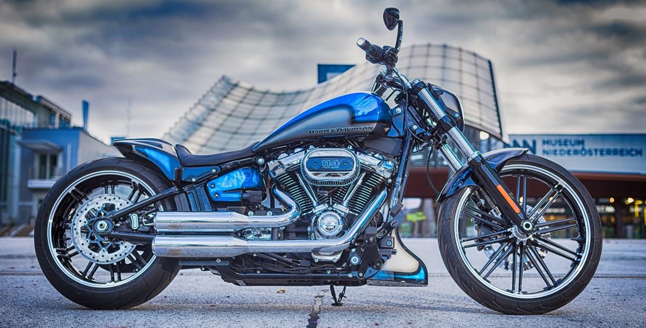 Harley-Davidson St. Pölten ist Österreichischer Custom King