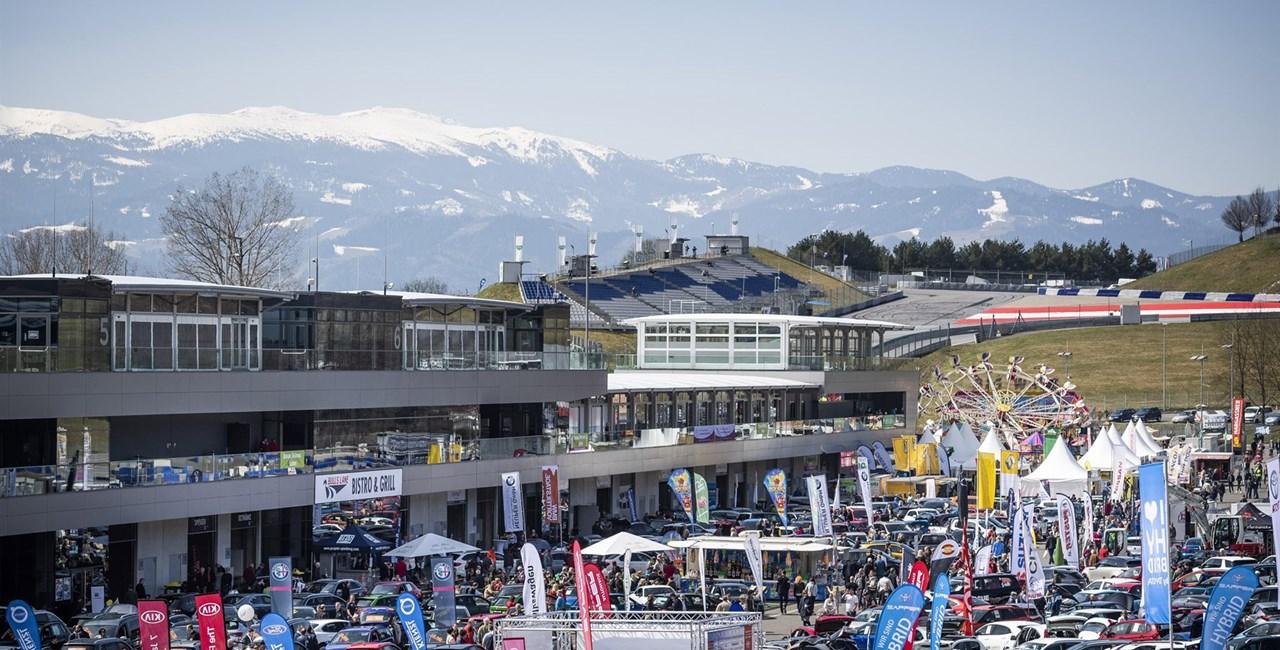 Josefinimarkt am Red Bull Ring: 30. bis 31. März 2019
