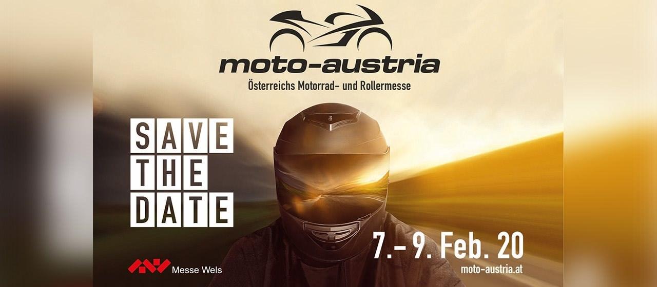 moto-austria: Österreichs Motorrad- und Rollermesse