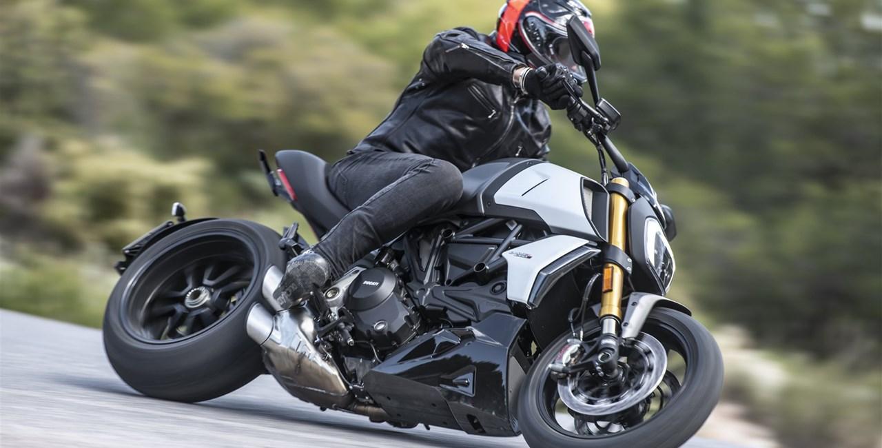 Ducati Diavel 1260 S Test
