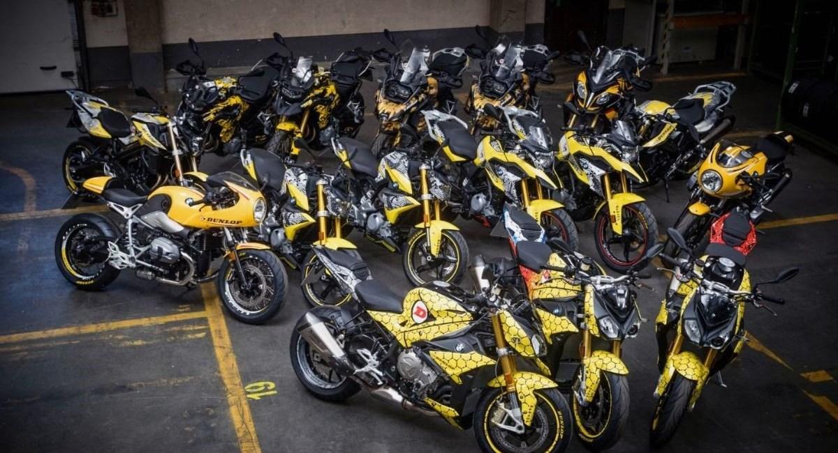 Fahre die Dunlop Bikes 2019!