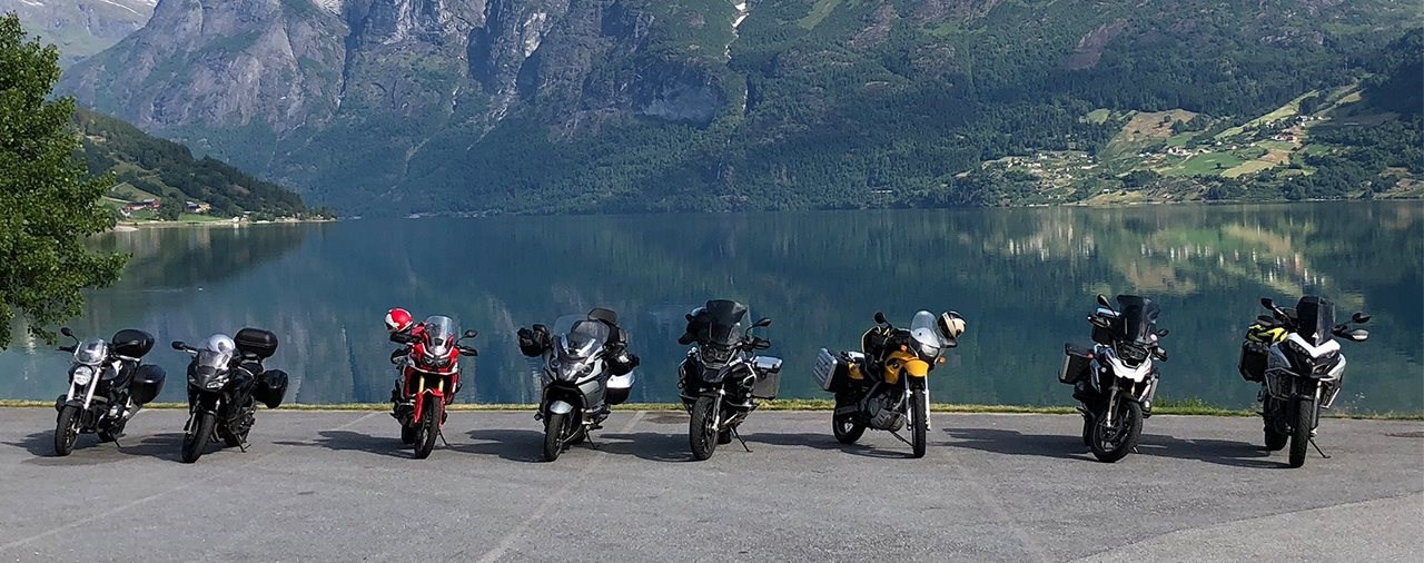 Geführte Motorradreisen mit Feelgood Reisen