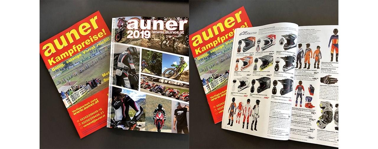 Der Auner Katalog 2019 ist da! Jetzt durchblättern!