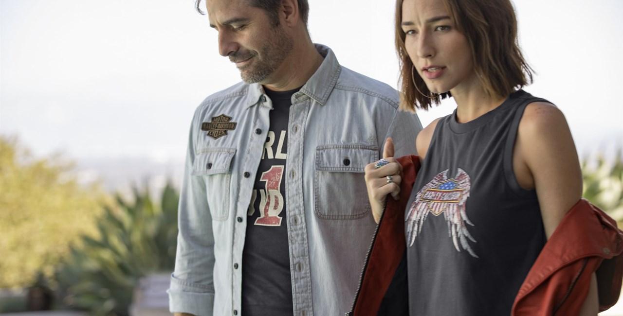 Die neue Harley-Davidson Sommer Fashion