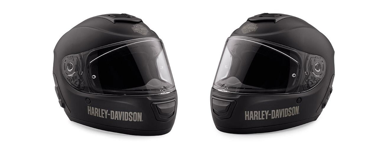 Harley-Davidson Boom! Audio Full-Face Helmet