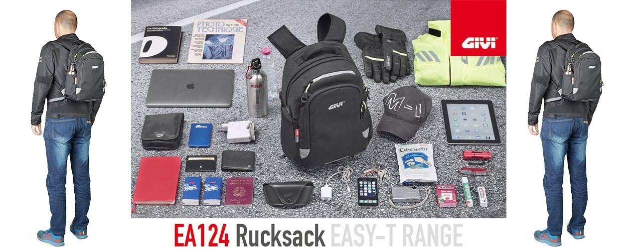 GIVI Rucksack EASY-T RANGE