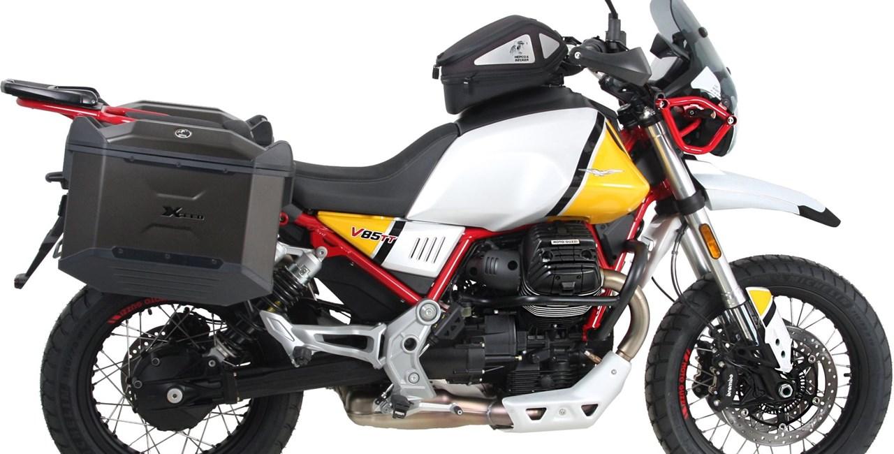 Hepco&Becker Zubehör für die Moto Guzzi V85 TT