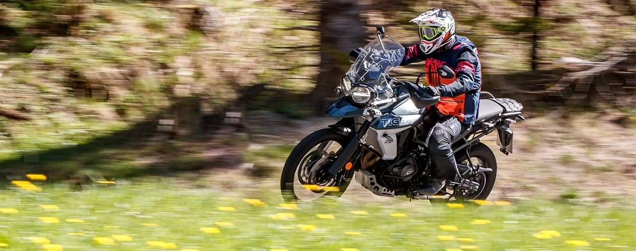 Reiseenduro Vergleichstest 2019 Triumph Tiger 800 XCA