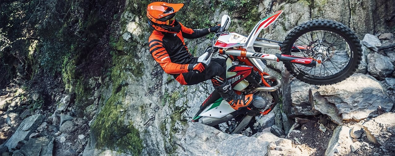 KTM Verleih & Service bei den International Six Days Enduro 2019