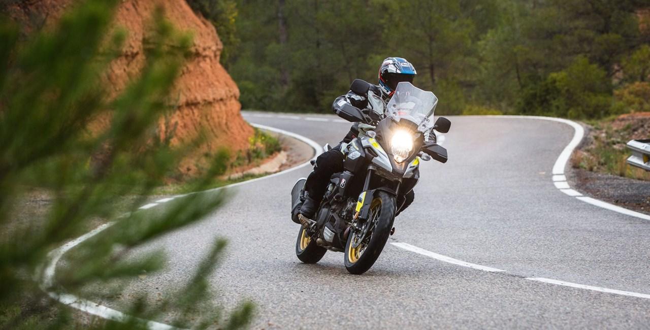 Sicherheit am Motorrad 2019 – Fahren bei Wind und Wetter