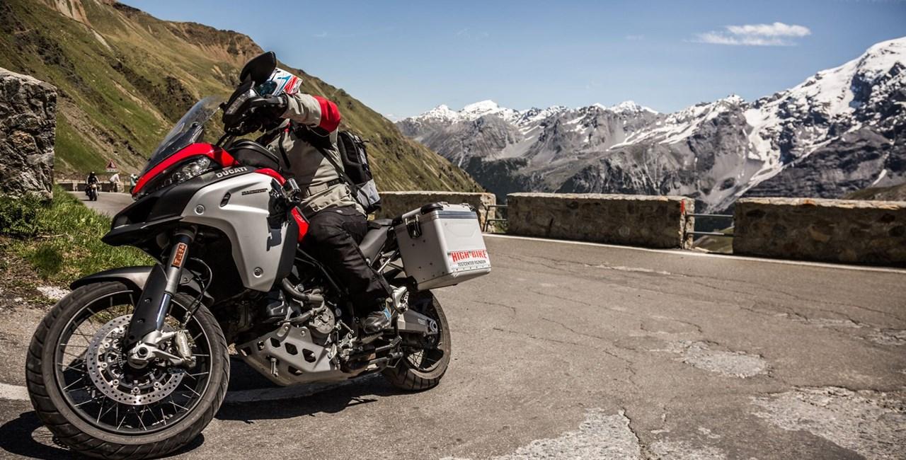Sicherheit am Motorrad 2019 – der Berg ruft!