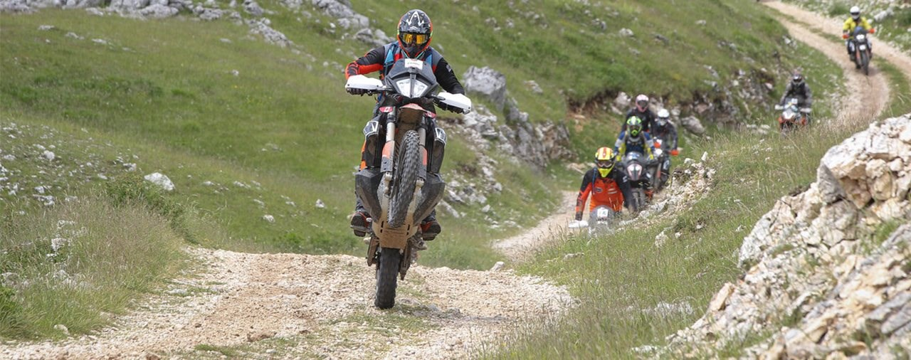 KTM ADVENTURE-RALLY GOES BIG IN BOSNIA