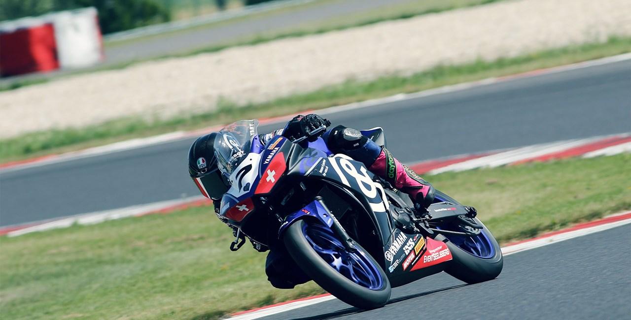 Yamaha R3 Cup: Dritter Lauf am Slovakiaring