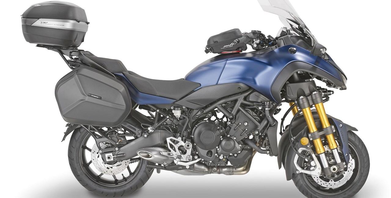 GIVI Zubehör für die Yamaha Niken und Niken GT