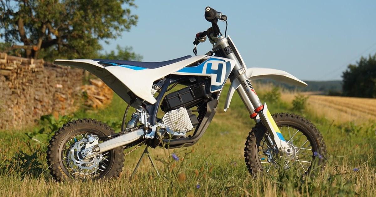 Husqvarna EE 5 Mini Motocross