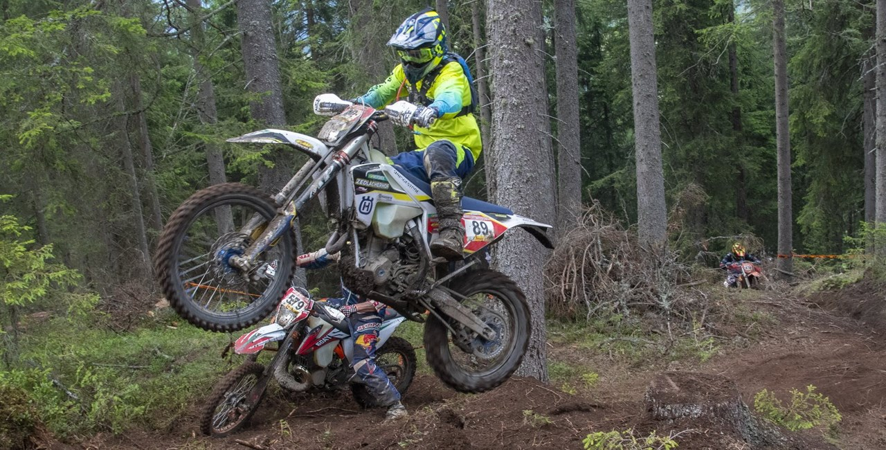 Rennbericht Enduro Trophy in Rothenfels
