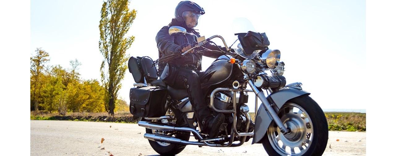 Die Probefahrt vor dem Motorradkauf