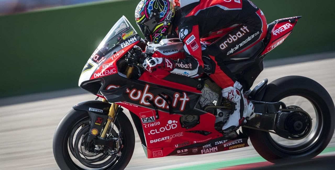 Die Geheimnisse der Ducati Panigale V4R