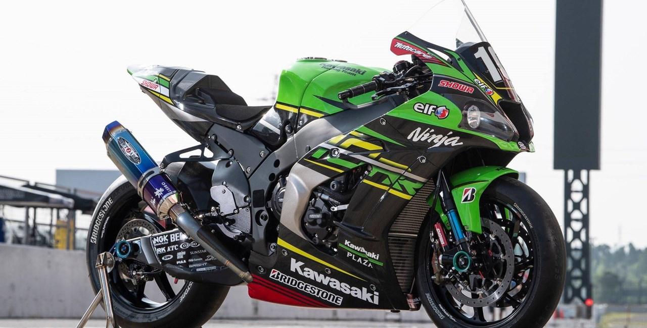 Kawasaki ZX-10RR EWC Motorrad