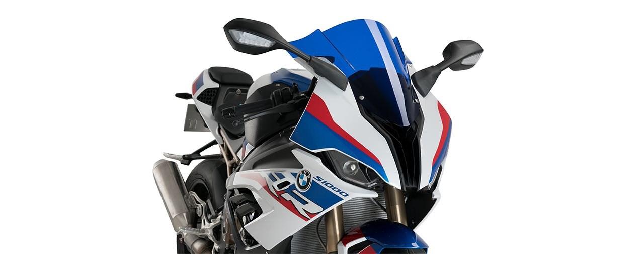 Hornig Racing Screen für die BMW S 1000 RR