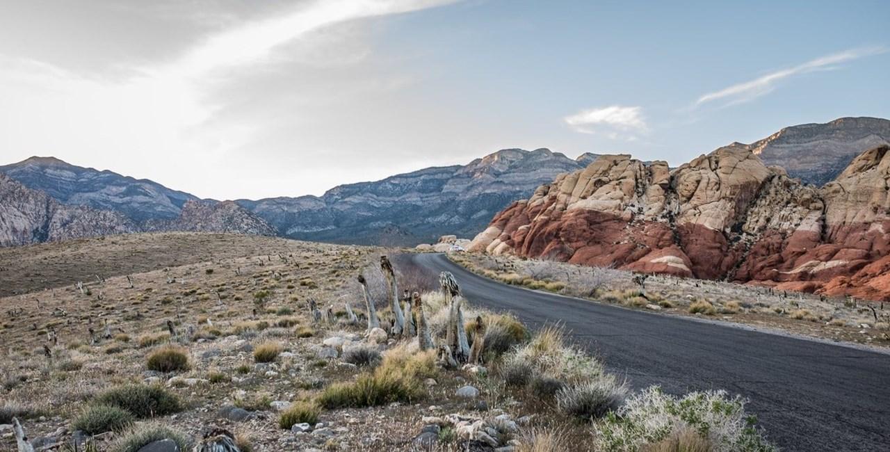 Motorradtour durch Las Vegas