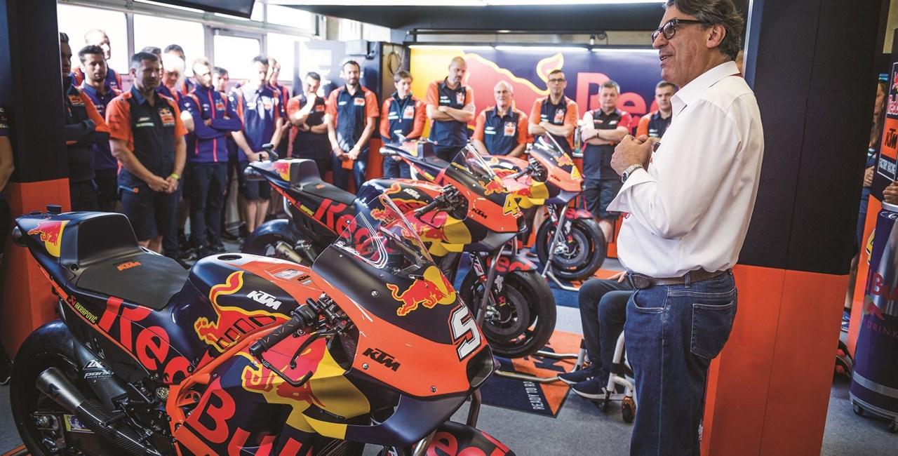 KTM verlässt 2020 die Moto2