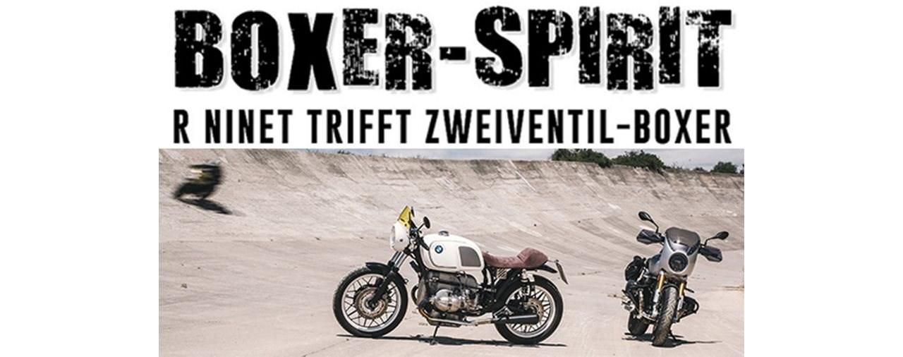 Wunderlich BOXER-SPIRIT am 17.08.2019