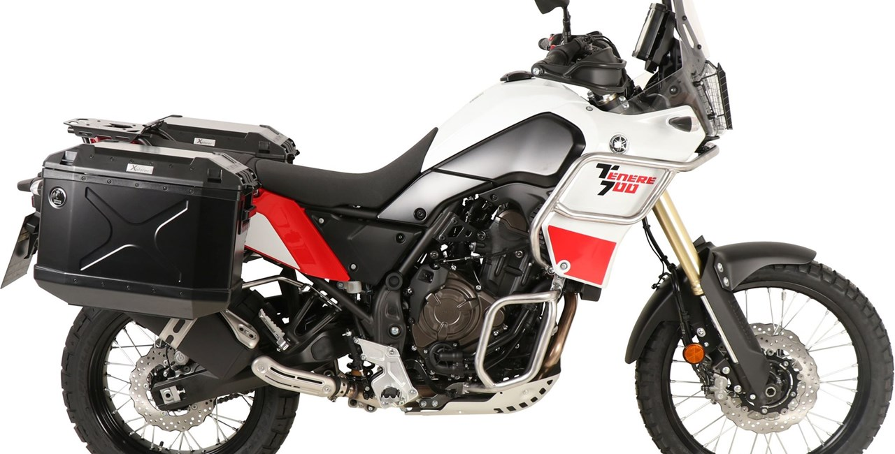Mit der neuen Yamaha Tenere 700 um die Welt