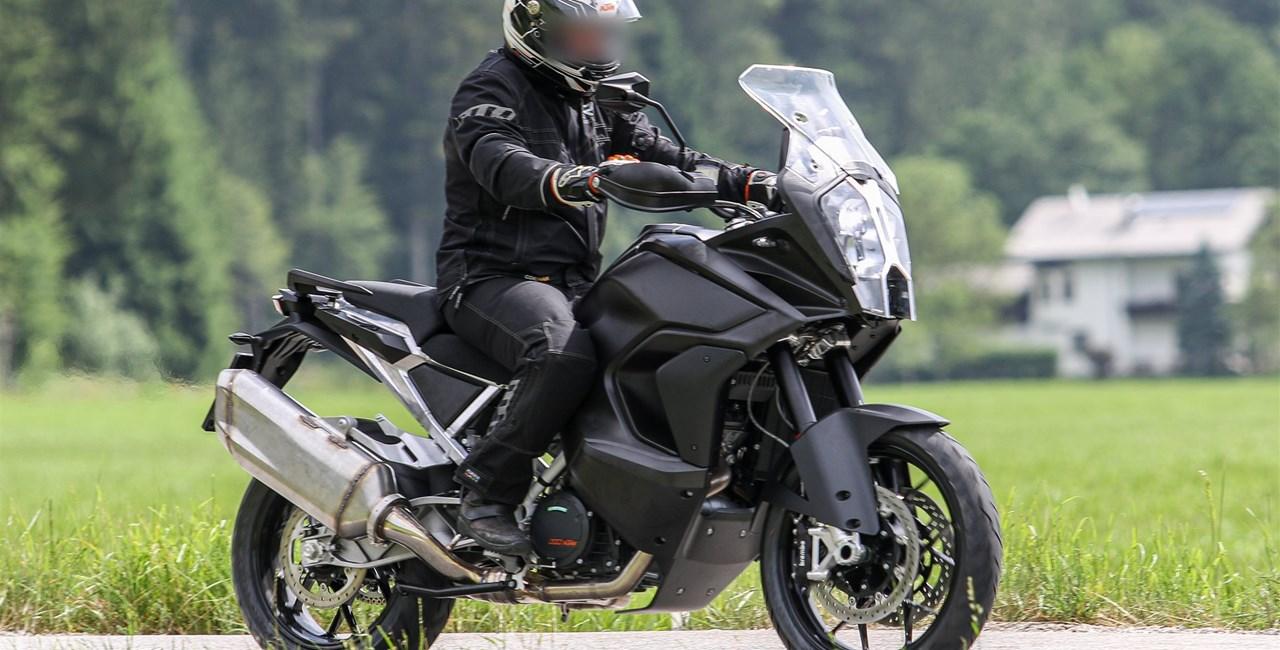 Radargestützter Tempomat für KTM 1290 Super Adventure ab 2021!