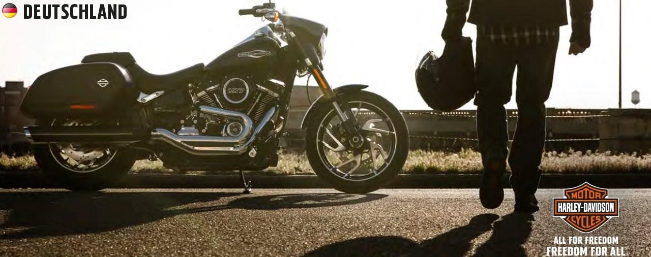 Harley-Davidson Preise Deutschland 2020