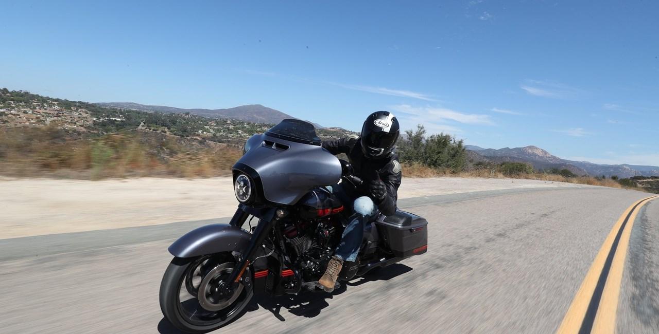 Harley-Davidson Touring 2020