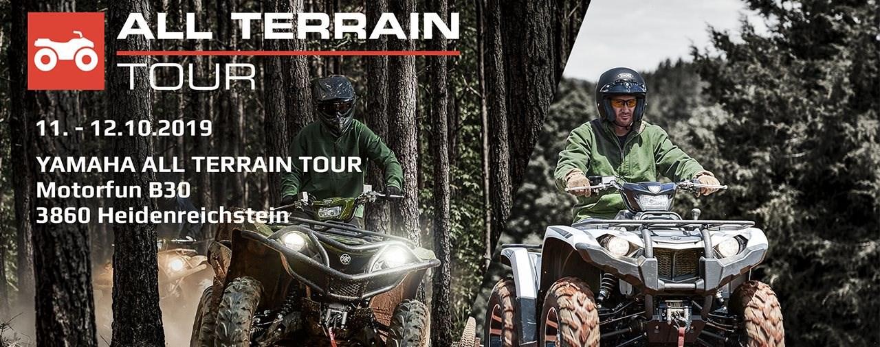 Yamaha All Terrain Tour 2019