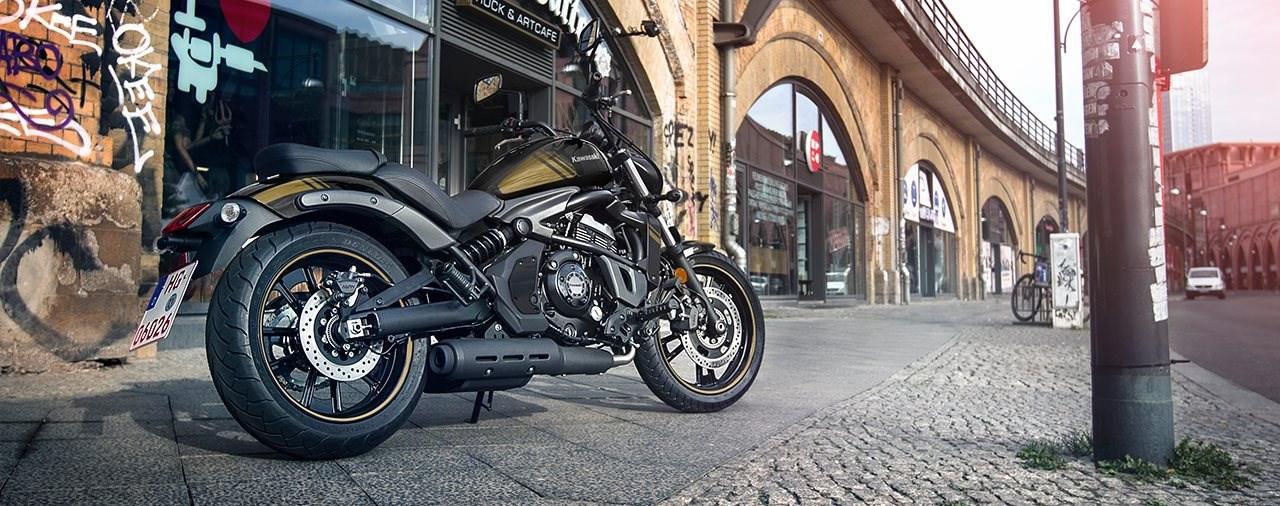 Kawasaki Vulcan S: Neue Farben für 2020