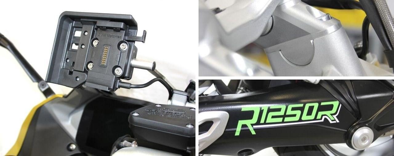Hornig Zubehör für BMW R 1250 R und R 1250 RS