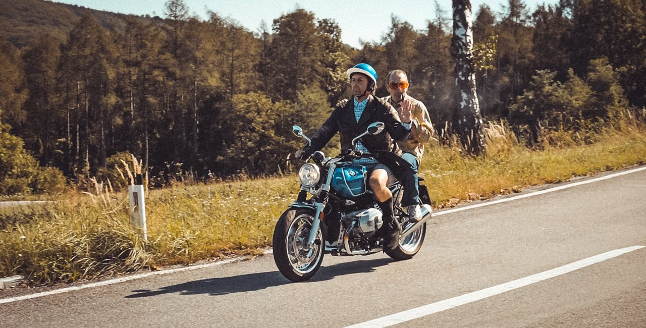 BMW R nineT /5 2020 Test mit Video back to the 60s and 70s!