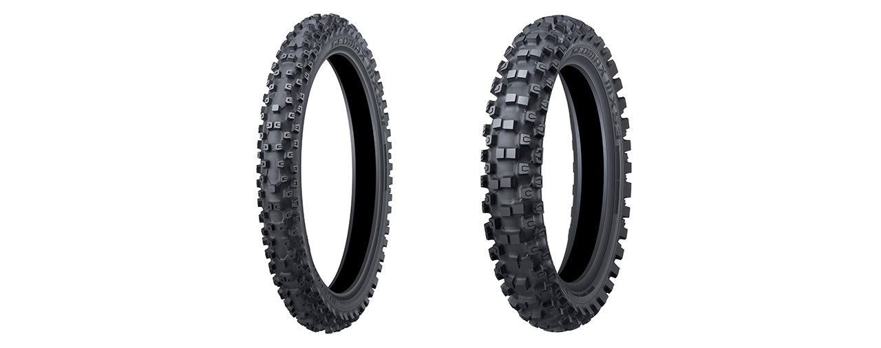 Dunlop Geomax MX53 Motocross Reifen