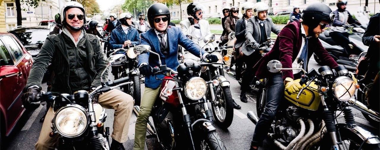 The Distinguished Gentlemen's Ride 2019