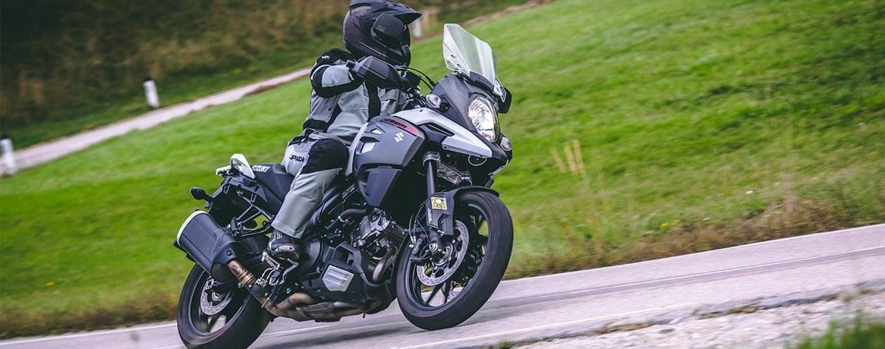 Suzuki V-Strom 1000 2019 Test