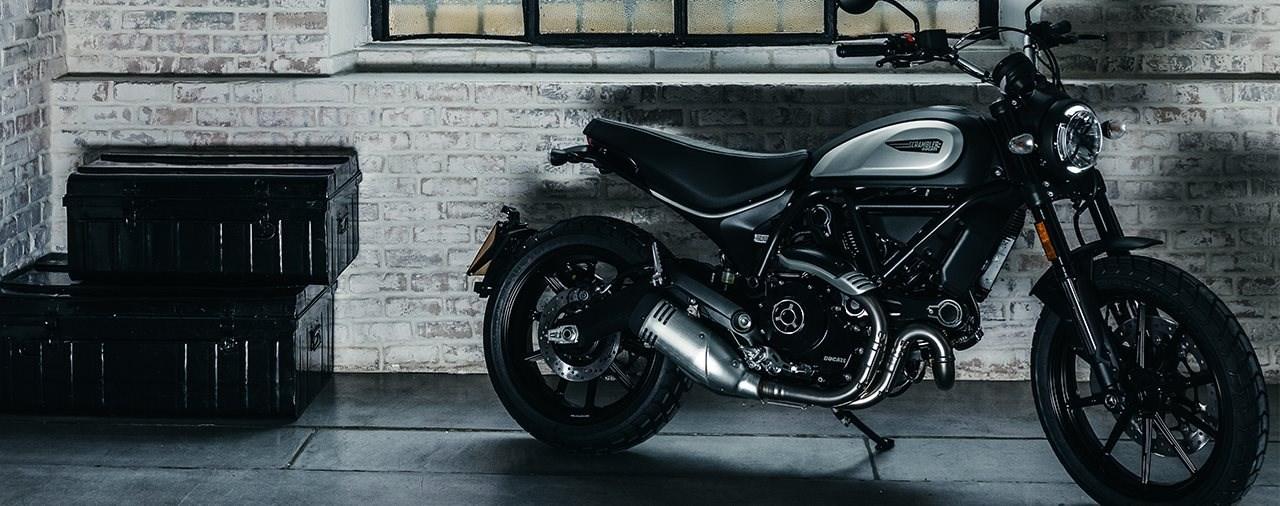 Ducati Scrambler 800 2020 – neue Icon Dark als Einstieg