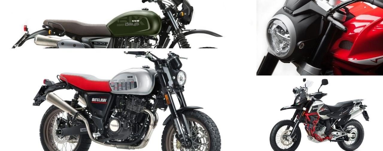 SWM Motorrad Modellprogramm 2020